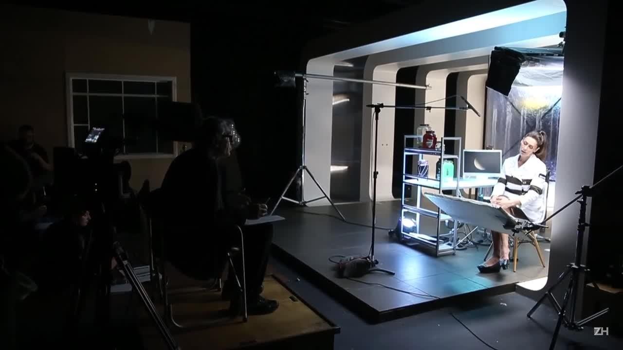 """Carlos Gerbase e elenco falam sobre \""""Bio\"""", novo filme do diretor gaúcho"""