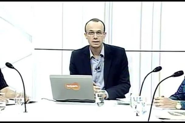 TVCOM Conversas Cruzadas. 3º Bloco. 03.02.16