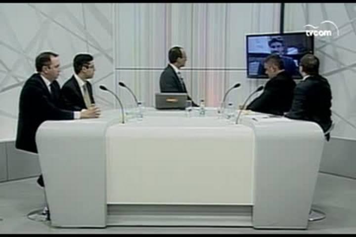 TVCOM Conversas Cruzadas. 4º Bloco. 08.03.16