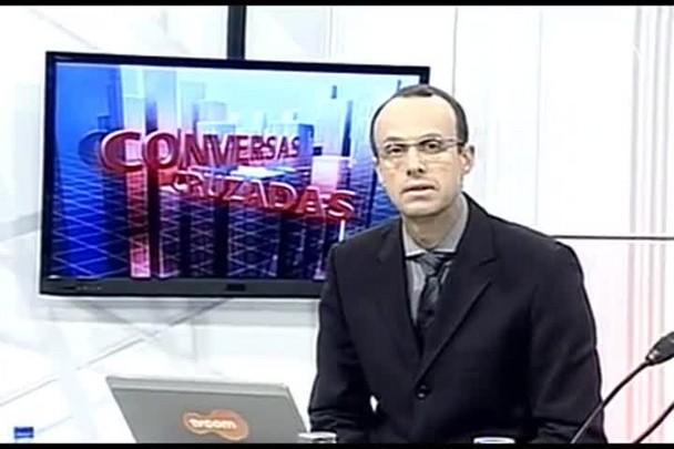 TVCOM Conversas Cruzadas. 3º Bloco. 06.07.16