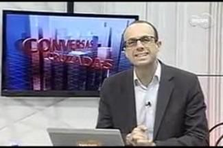 TVCOM Conversas Cruzadas. 4º Bloco. 27.07.16