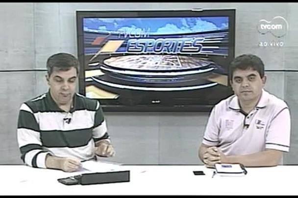 TVCOM Esportes. 3º Bloco. 27.07.16