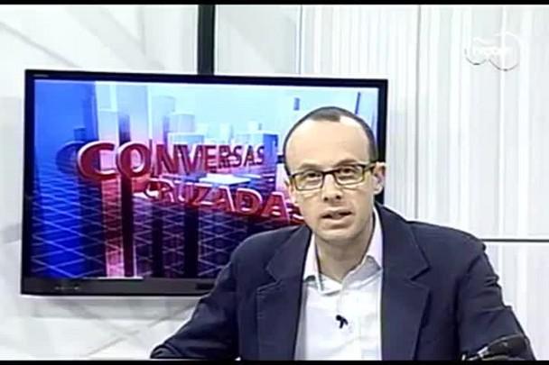 TVCOM Conversas Cruzadas. 3º Bloco. 15.08.16