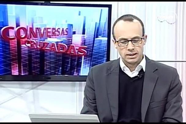 TVCOM Conversas Cruzadas. 3º Bloco. 22.08.16