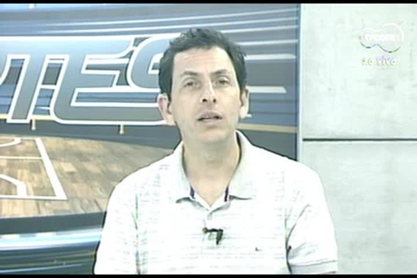 TVCOM Esportes. 3º Bloco. 23.09.16