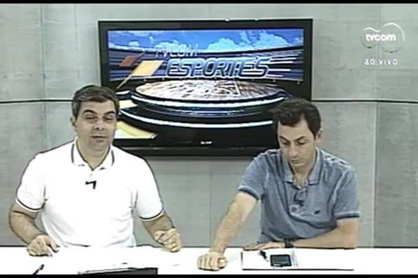 TVCOM Esportes. 2º Bloco. 19.10.16