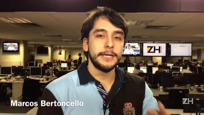 Marcos Bertoncello analisa histórico entre Grêmio e Figuierense