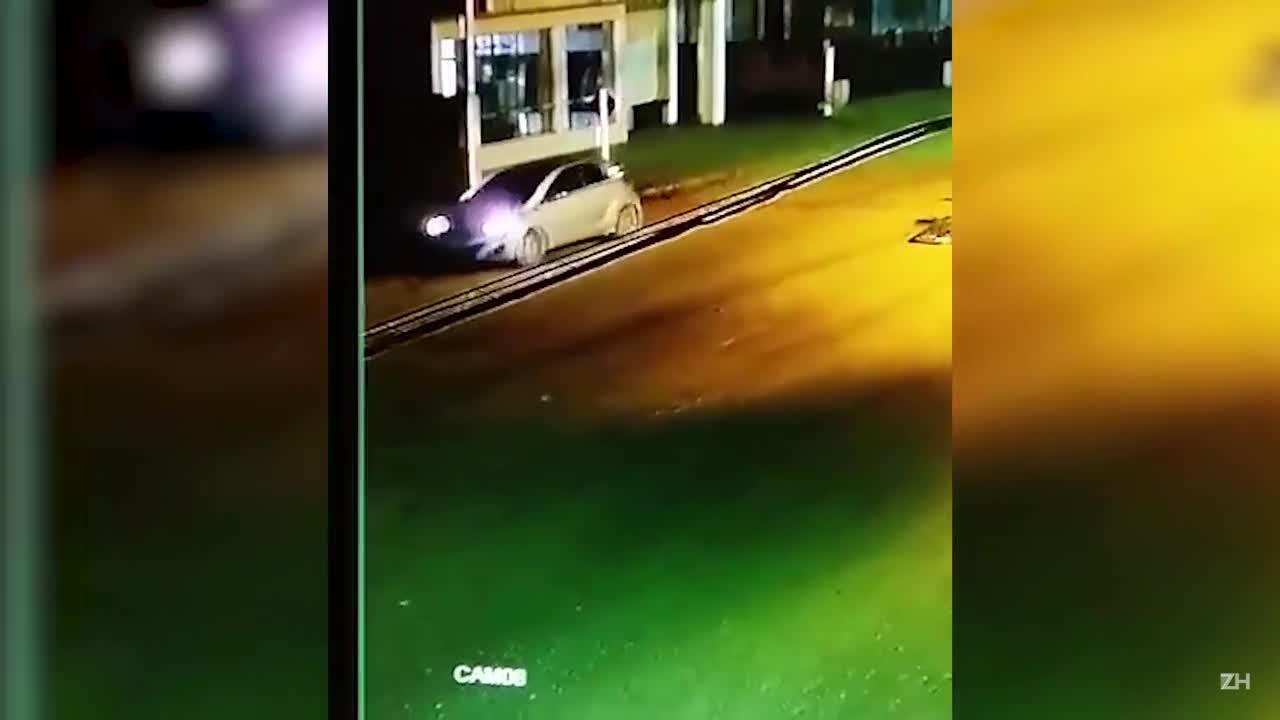 Vídeo mostra ação de criminosos que atacaram agência bancária em Cerro Grande do Sul