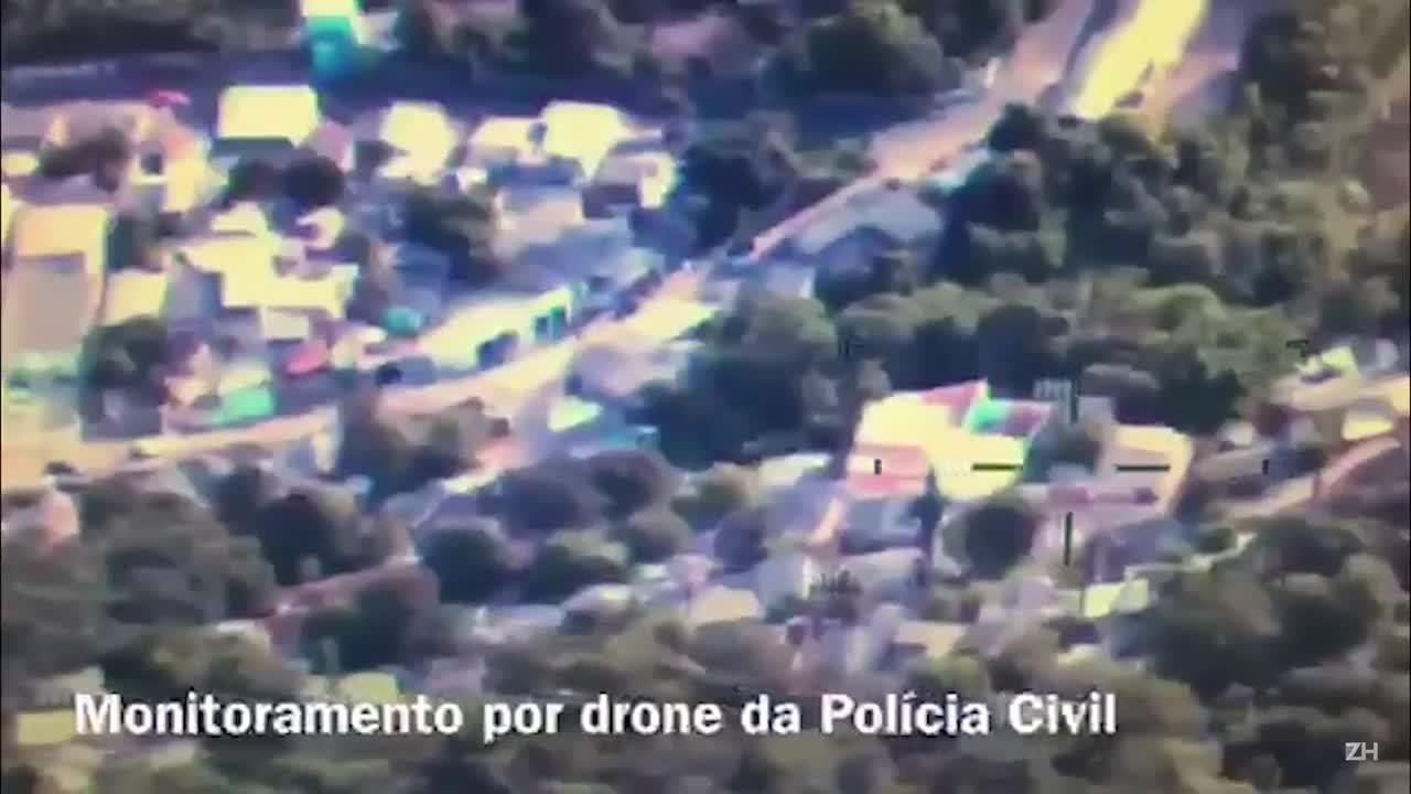 Monitoramento em vídeo comprova tráfico comandado por detento de penitenciária federal