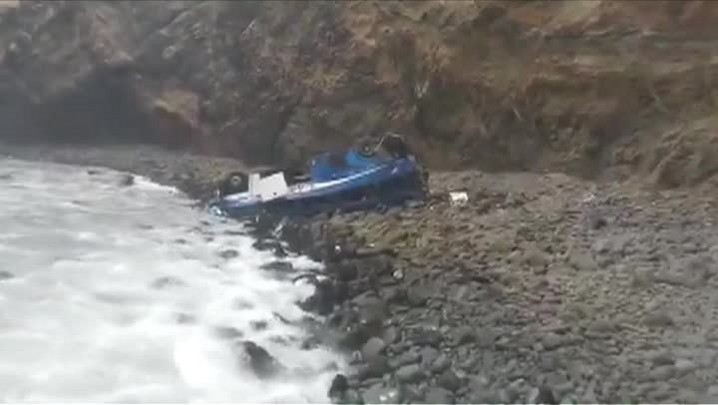 Tragédia no Peru