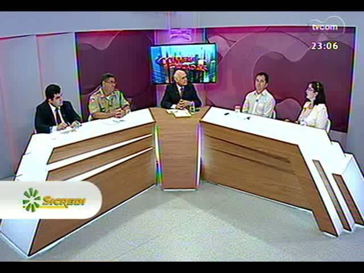 Conversas Cruzadas - Novas estratégias para a segurança pública e para o trabalho dos policiais - Bloco 4 - 21/01/2013