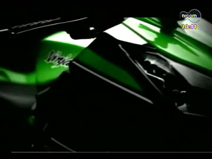 Carros e Motos - Conheça a nova Kawasaki Ninja 300 e mais destaques do Salão de Detroit - 10/02/2013 - bloco 2
