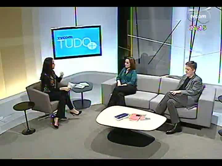 TVCOM Tudo Mais - Saiba mais sobre a segunda etapa da campanha pela educação do Grupo RBS