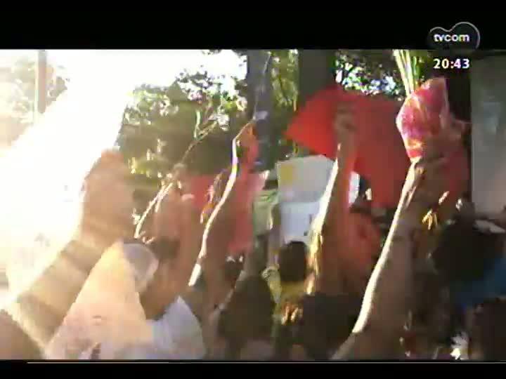 TVCOM Tudo Mais - Saiba como foi a repercussão das manifestações em outros países