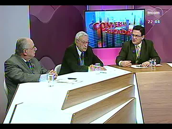 Conversas Cruzadas - Debate sobre a contratação de médicos estrangeiros no Brasil - Bloco 2 - 03/07/2013