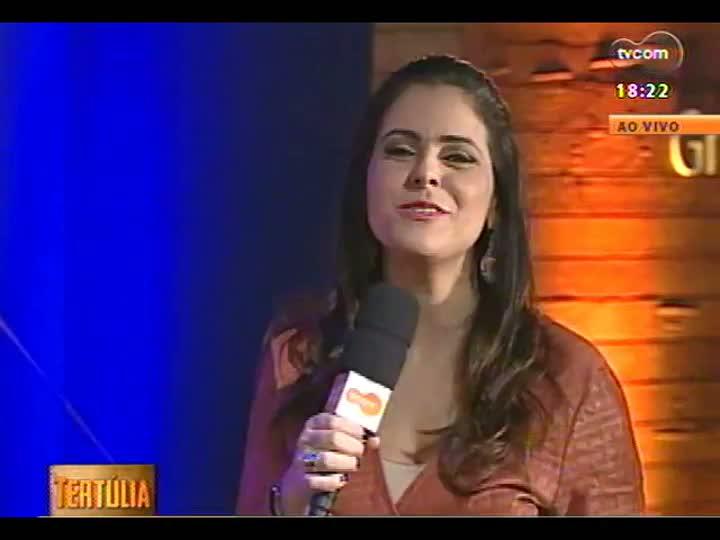 Tertúlia - Entrevista com o diretor da Associação Sulina de Criadores de Búfalo, Sérgio Souza Fernandes - bloco 4 - 28/08/2013
