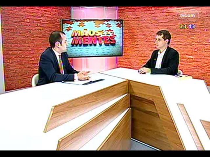 Mãos e Mentes - Presidente do Instituto de Estudos Empresariais, Bruno Zaffari - Bloco 2 - 16/09/2013