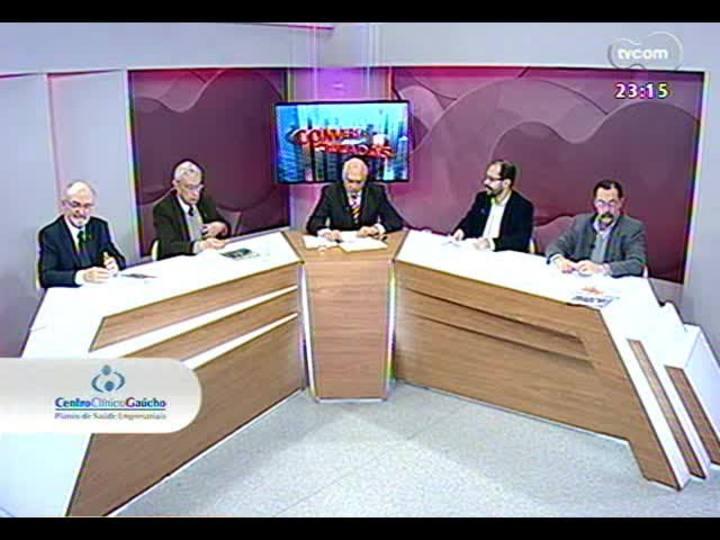 Conversas Cruzadas - Avaliação sobre os primeiros resultados do programa Mais Médicos - Bloco 4 - 17/09/2013