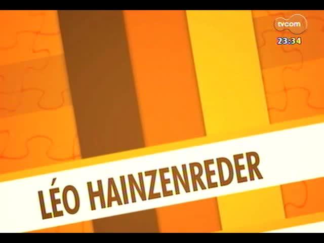 Mãos e Mentes - Diretor superintendente do Sebrae-RS Léo Hainzenreder - Bloco 1 - 28/10/2013