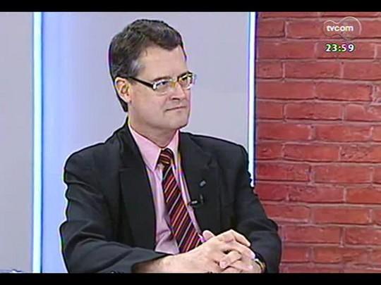 Mãos e Mentes - Assistente social Cláudio Bins - Bloco 3 - 31/01/2014