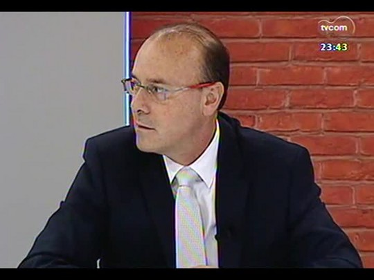 Mãos e Mentes - Especialista em cirurgia cardiovascular Eduardo Keller Saadi - Bloco 3 - 03/04/2014
