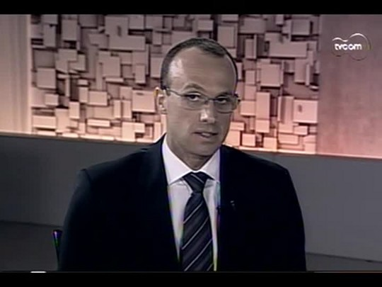 TVCOM Entrevista - 3º bloco - 05/04/14