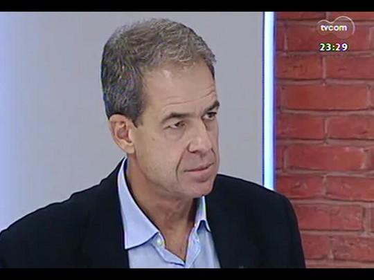Mãos e Mentes - Diretor-presidente da Embarq Brasil, engenheiro de transporte Luis Antonio Lindau - Bloco 2 - 27/05/2014