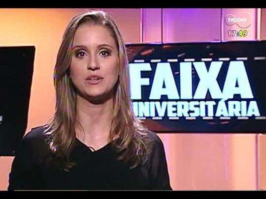 Faixa Universitária - Reportagem \'Vida no campo\', exibida no telejornal \'Cafundó\', dos alunos da Unijuí