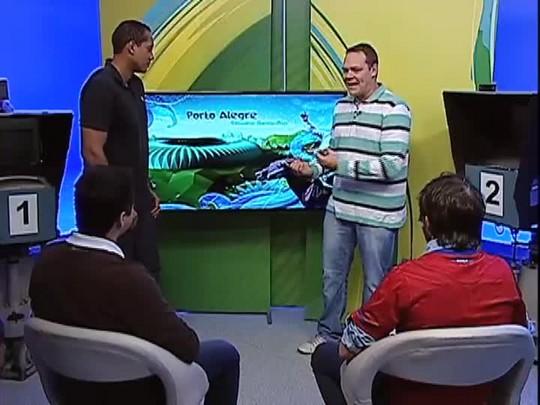 Taça Virtual: Coréia x Argélia