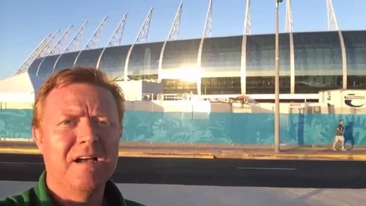 Arena Castelão deve ter lotação máxima para o próximo jogo do Brasil