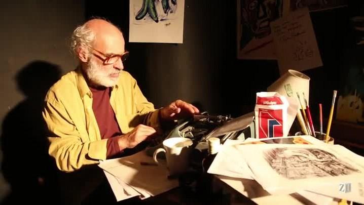 Depósito de Teatro estreia peça sobre a vida de Bukowski