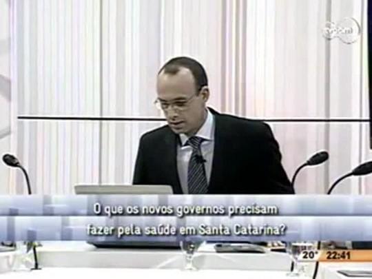 Conversas Cruzadas - Saúde em Santa Catarina - 3ºBloco - 17.07.14