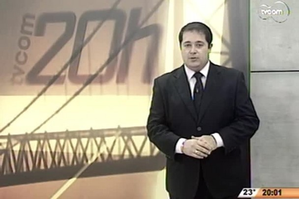 TVCOM 20 Horas - Juíza cria movimento para auxiliar vítimas de crimes - 1º Bloco - 11/08/14