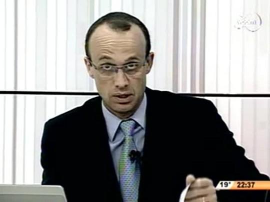Conversas Cruzadas - Acidentes de Trânsito no Brasil Preocupam - 3ºBloco - 19.08.14