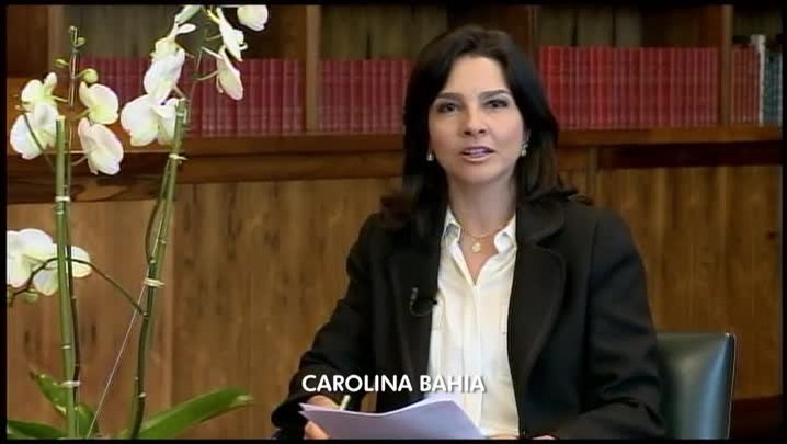 Painel RBS - Entrevista com a candidata à Presidência Dilma Rousseff - bloco 1