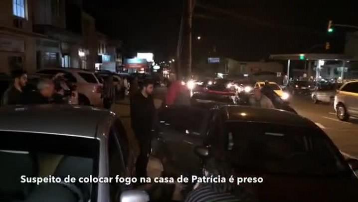 Polícia prende suspeito de colocar fogo na casa de torcedora do Grêmio