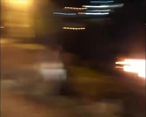 Ônibus é incendiado no bairro Saco Grande, em Florianópolis