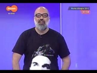 """Programa do Roger - Fernanda Carvalho Leite e Flavio Aquino, falando de """"Barbie Fuck Forever""""- Bloco 2 - 28/10/2014"""