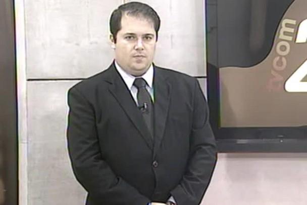 TVCOM 20h - Alterações no transporte público da Capital - 1°Bloco - 3.11.14