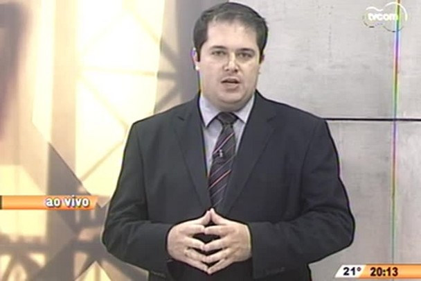 TVCOM 20h - Audiência publica discute privatização do HU - 5.11.14