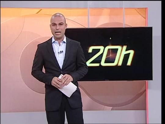 TVCOM 20 Horas - Governador se reúne com vice presidente da república em Brasília - 19/01/15