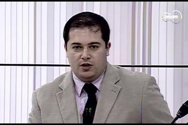 Conversas Cruzadas - Governo diz que não há crise energética - 4ºBloco - 22.01.15