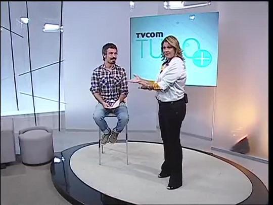 TVCOM Tudo Mais - Lúcio Brancato com a agenda cultural