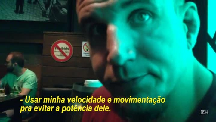 Frank Mir fala da expectativa para o UFC Porto Alegre