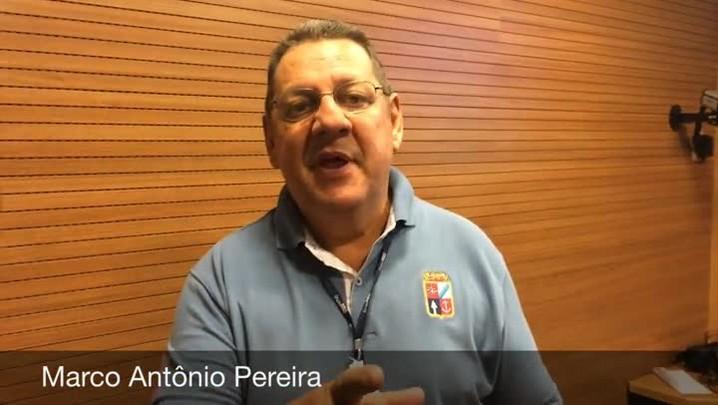 Marco Antonio Pereira analisa Inter x Aimoré
