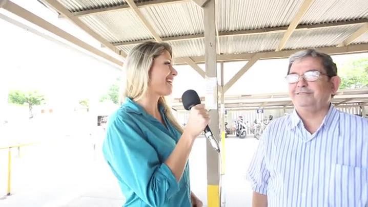 Darci da Silva de Mendonça leva um carro zero da promoção Kit Churrasco