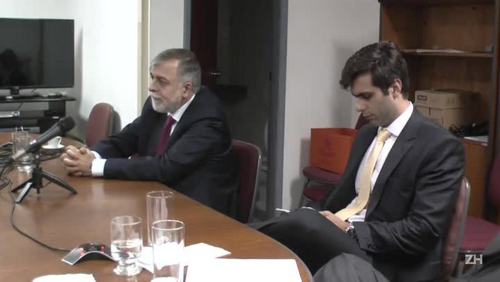 Paulo Roberto Costa conta que teria recebido propina de deputado gaúcho