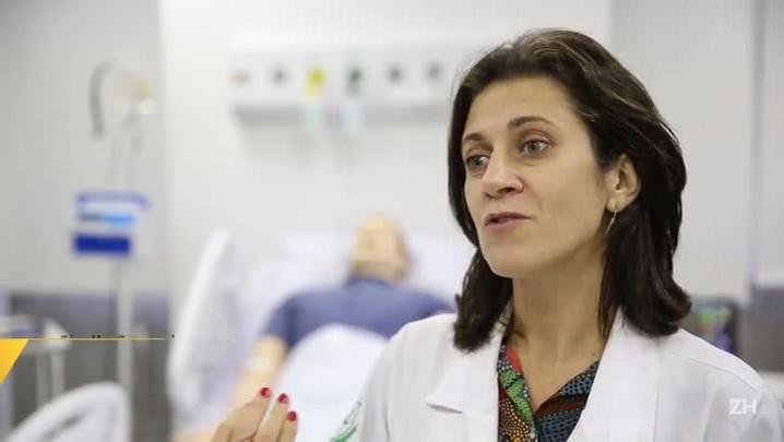 Simulador auxilia alunos da saúde em universidade