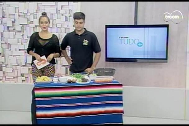 TVCOM Tudo+ - Práticos e saborosos nachos com guacamole: quadro gastronomia + Zoeira news - 07.04.15