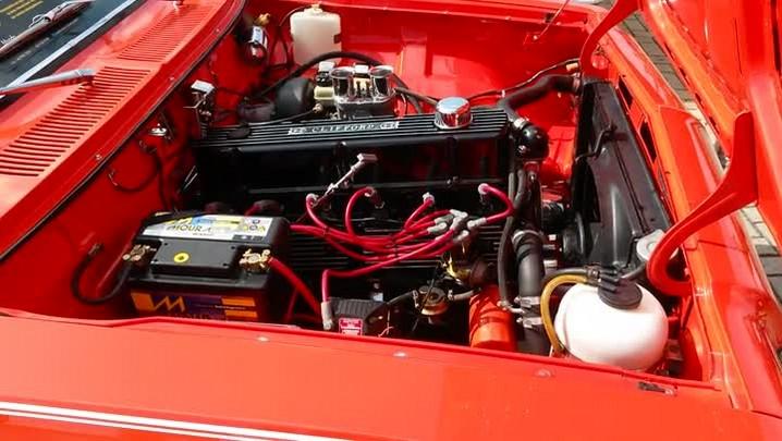 Confira a potência e ronco do motor 6 cilindros em linha do Opala 79
